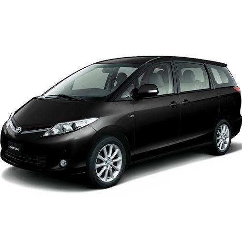 Toyota Previa Tdi Automata 7 Szemelyes Minibusz Berles United Rent A Car Autokolcsonzo Es Kisbusz Berles Rentauto Budapest